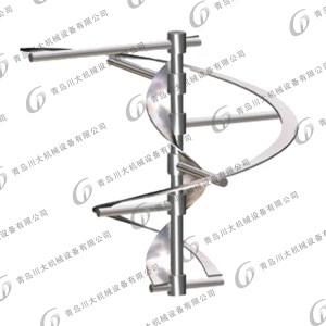 GLD单螺带螺杆式搅拌器