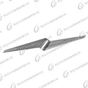 双折叶桨式搅拌器(SJ搅拌器)
