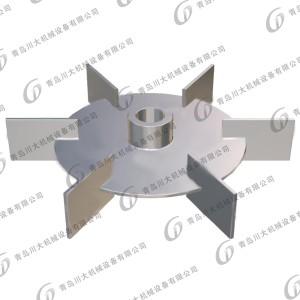 PY六直叶圆盘涡轮式搅拌器