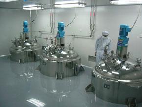 生物发酵搅拌装置