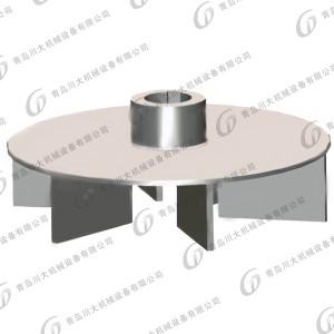 BPY单向圆盘涡轮式搅拌器