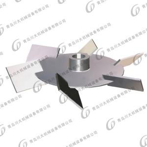 LY六斜叶圆盘涡轮搅拌器