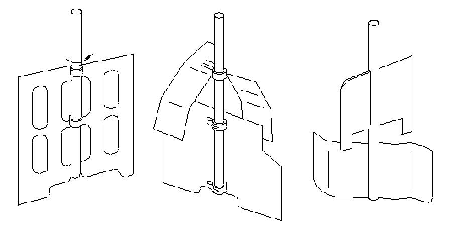 组合式搅拌器