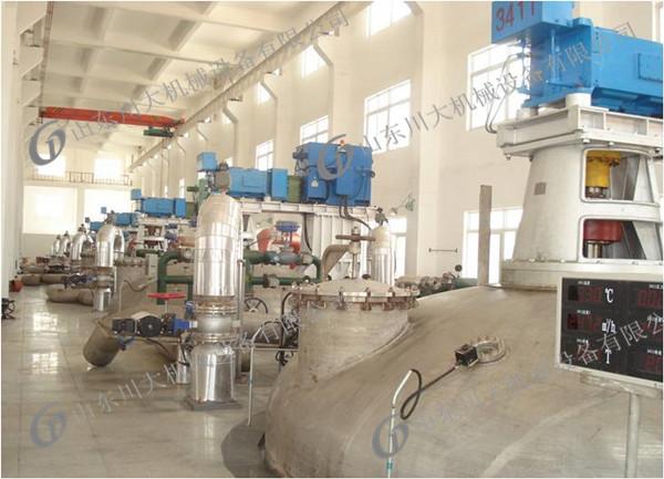 发酵行业搅拌设备案例
